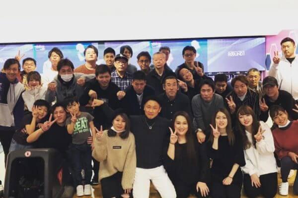 京都/barhome/ラウンジ/ボーリング大会